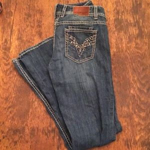 Size 5 Vigoss jeans!